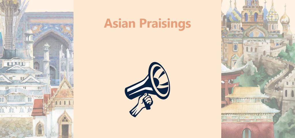 Asian Raisins Praisings