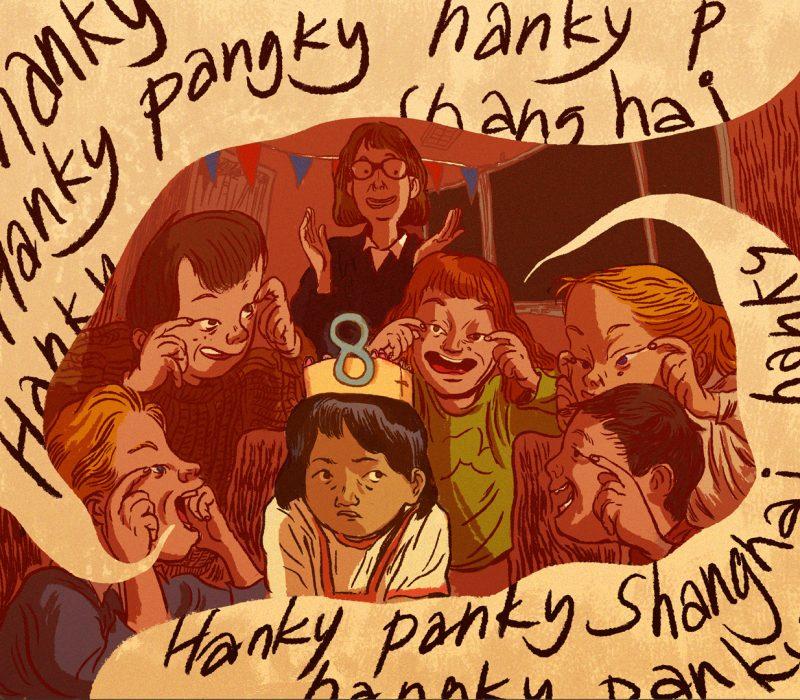 hankie pankie shang hai