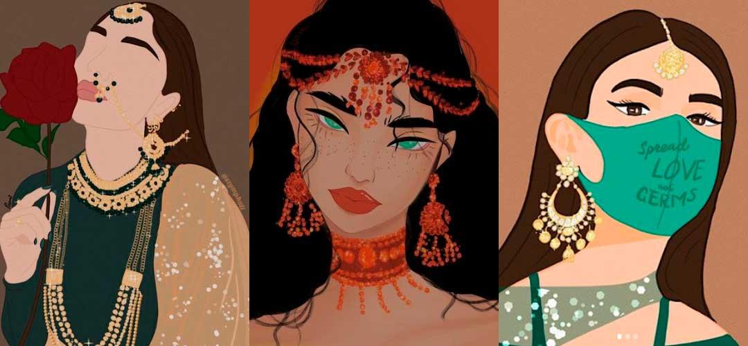 Interview with illustrator Promi Tahsin Mia