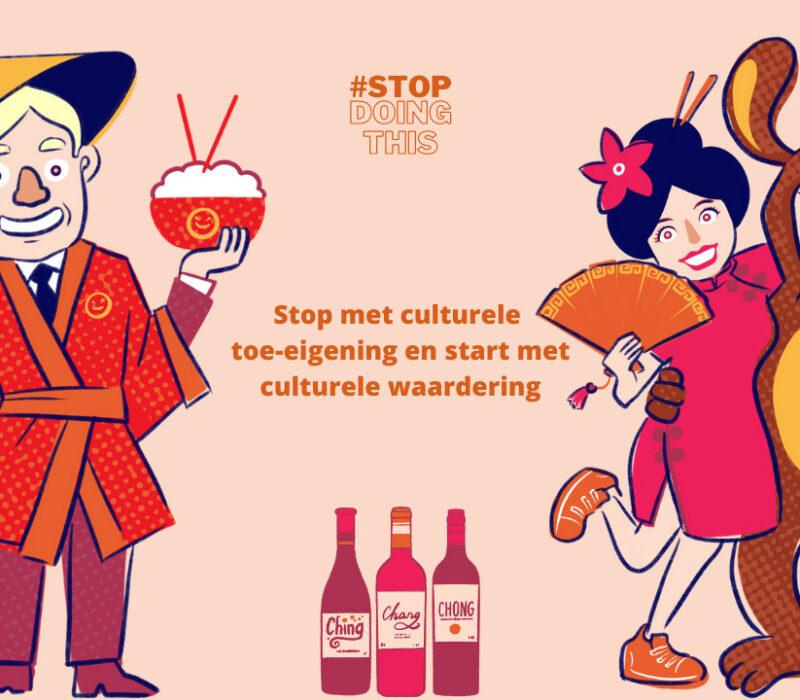Stop Met Culturele Toe-Eigening En Start Met Culturele Waardering