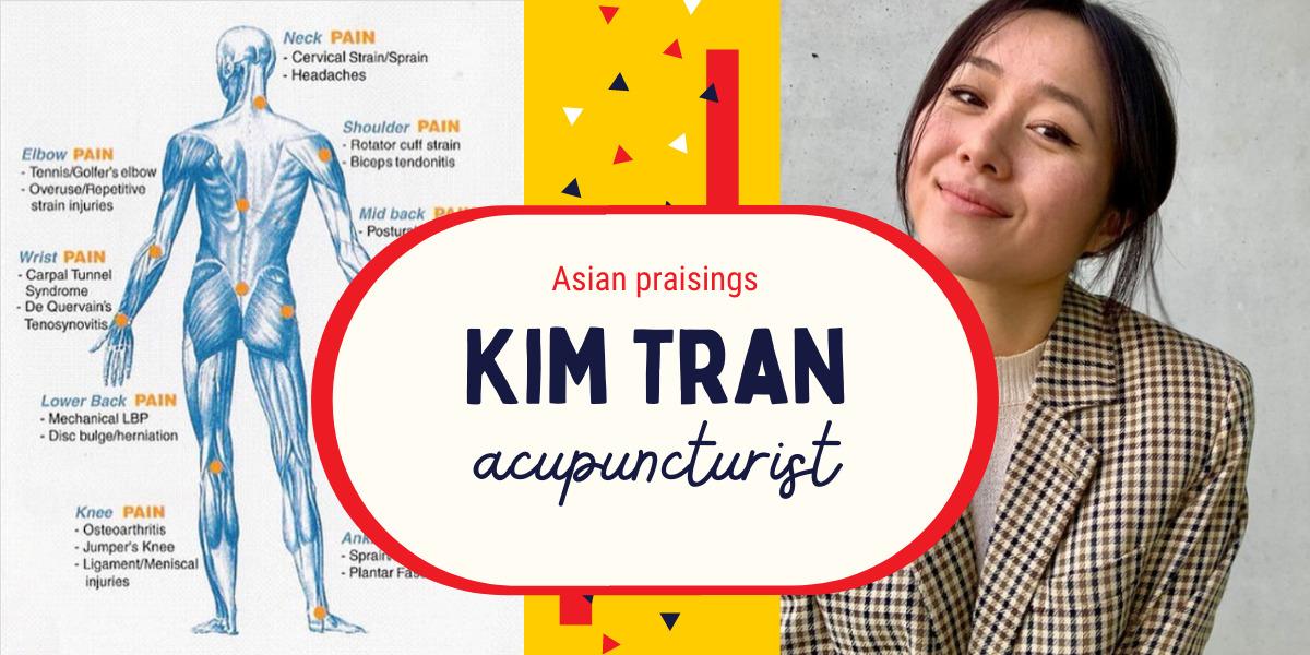 Interview met Acupuncturist Kim Tran