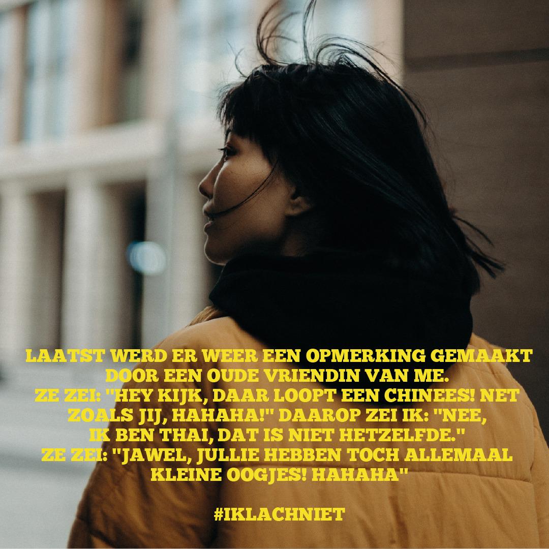 Fotocampagne #iklachniet