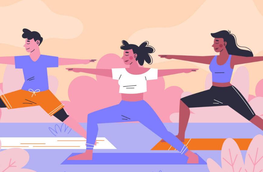 Wat is er met yoga gebeurd?!