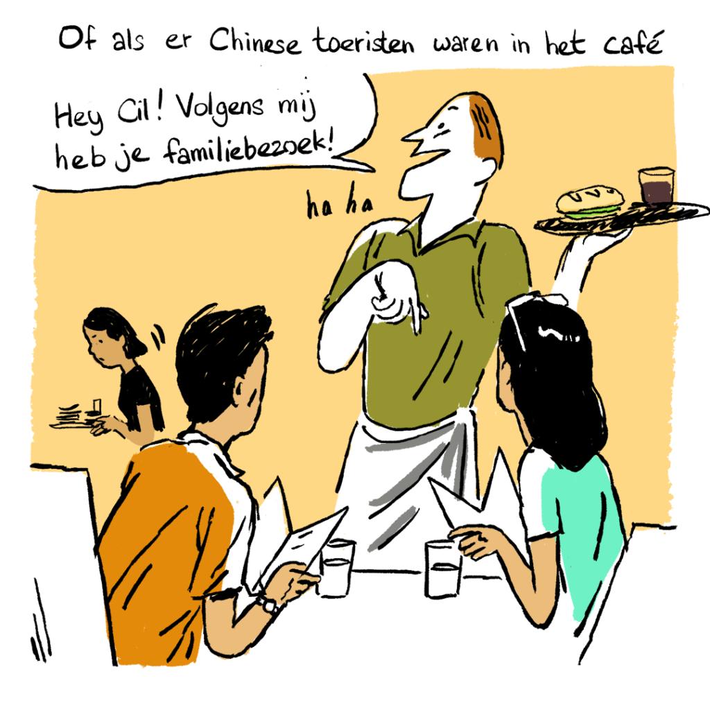 Chuan Ming Ong #iklachniet campagne Asian Raisins